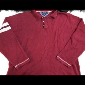 Men's Vintage Tommy Jeans Polo Top